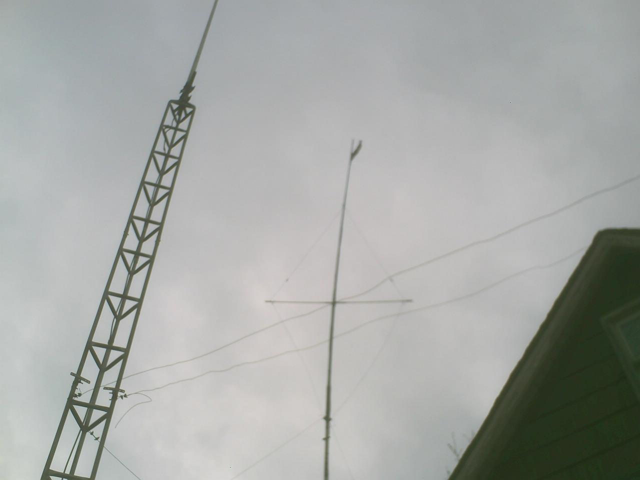 cb base antennas 5 8 wave collinear