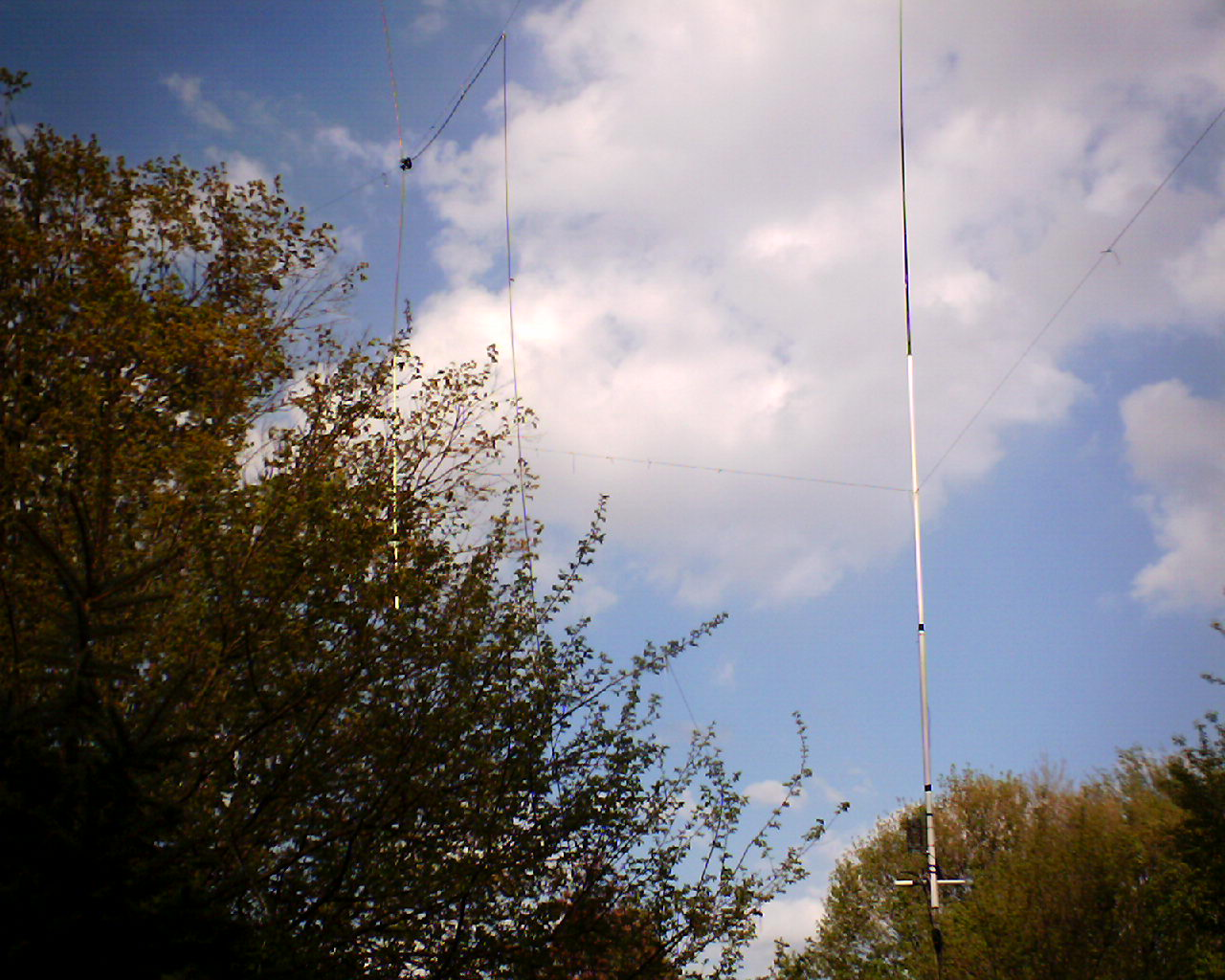 Efficient, Ham Radio Antennas